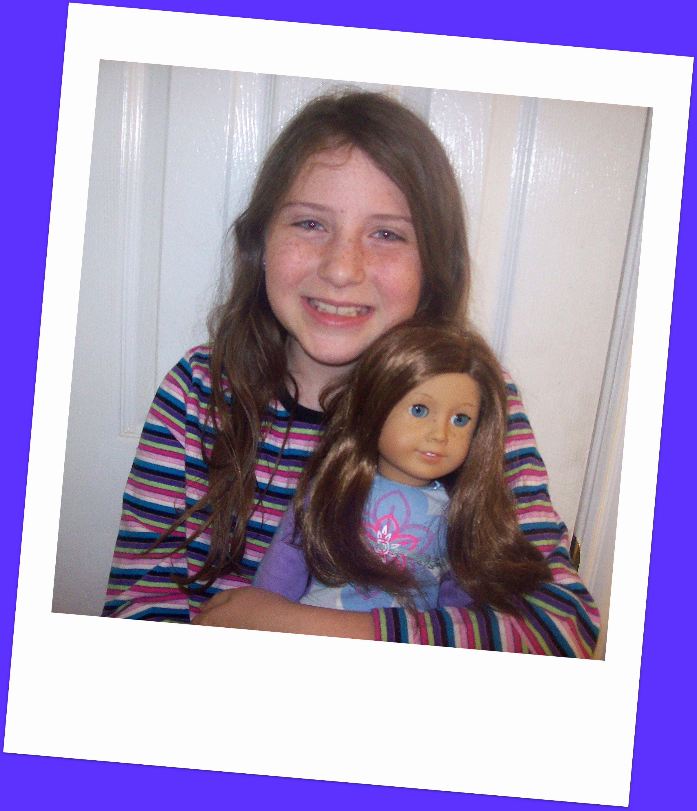 Look a like american girl